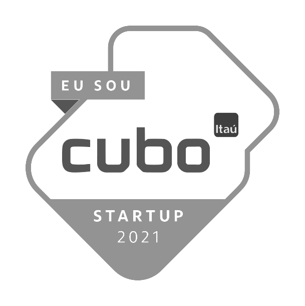 Selo Cubo Startup 2021